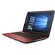 HP 15 (15-ba065nc), červená
