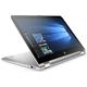 HP Envy x360 15 (15-aq004nc), stříbrná