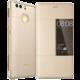Huawei Original S-View pouzdro pro P9, zlatá