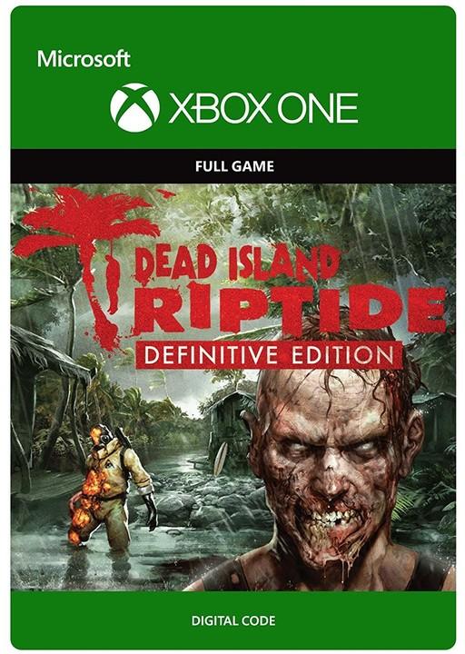 Dead Island Riptide: Definitive Edition (Xbox ONE) - elektronicky