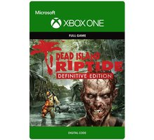 Dead Island Riptide: Definitive Edition (Xbox ONE) - elektronicky - G3Q-00240