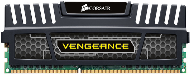 Corsair Vengeance Black 8GB DDR3 1600