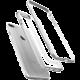 Spigen Neo Hybrid Crystal pro iPhone 7+, satin silver