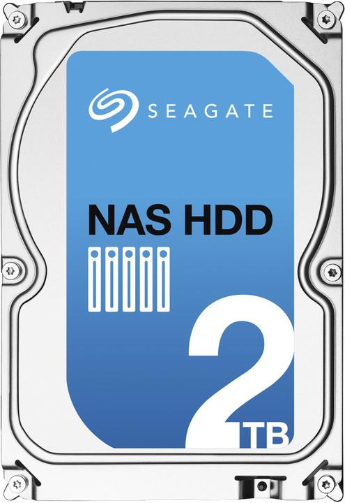 Seagate NAS HDD - 2TB