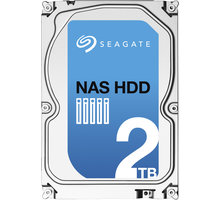 Seagate NAS HDD - 2TB - ST2000VN000