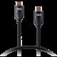 MAX MHC2200B kabel HDMI - HDMI 1.4 opletený 2m, černá