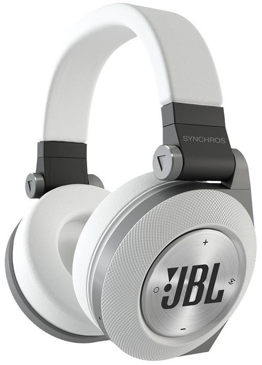 JBL E50, bílá