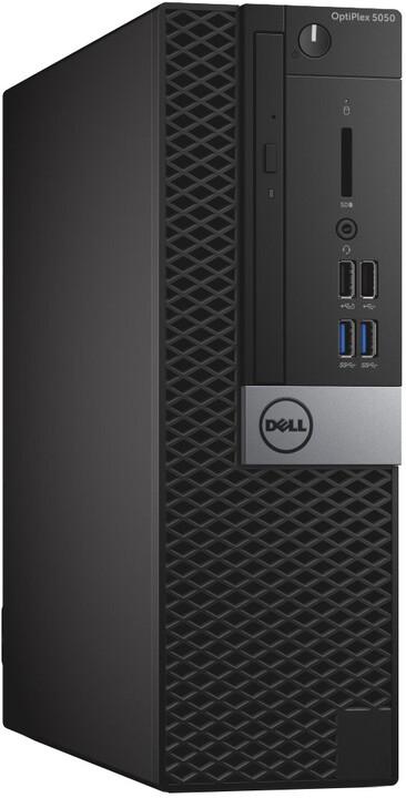 Dell OptiPlex 5050 SFF, černá