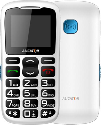 Aligator A430, bílo modrá