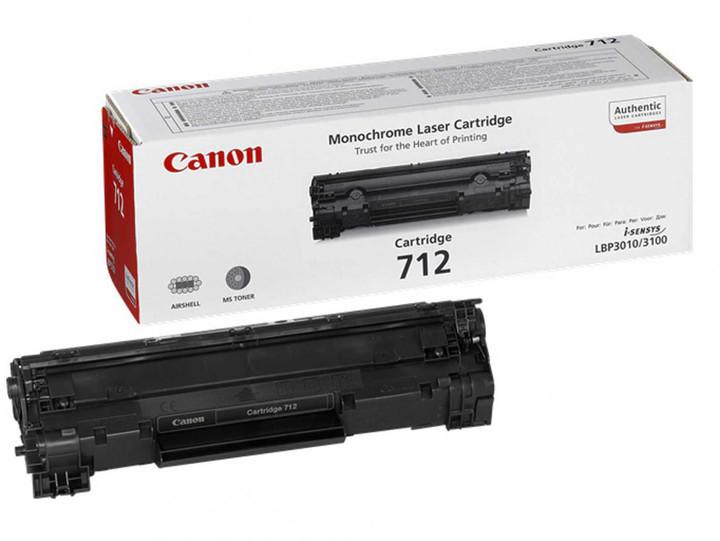 Canon CRG-712, černý