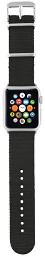 Trust náramek pro Apple Watch 38mm, černá