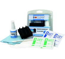 D-Clean Premium ALL-IN-ONE Cleaning Set