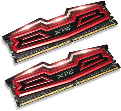ADATA XPG Dazzle 16GB (2x8GB) DDR4 2400