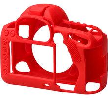 Easy Cover silikonový obal Reflex Silic pro Canon 5D Mark IV, červená - EC00211