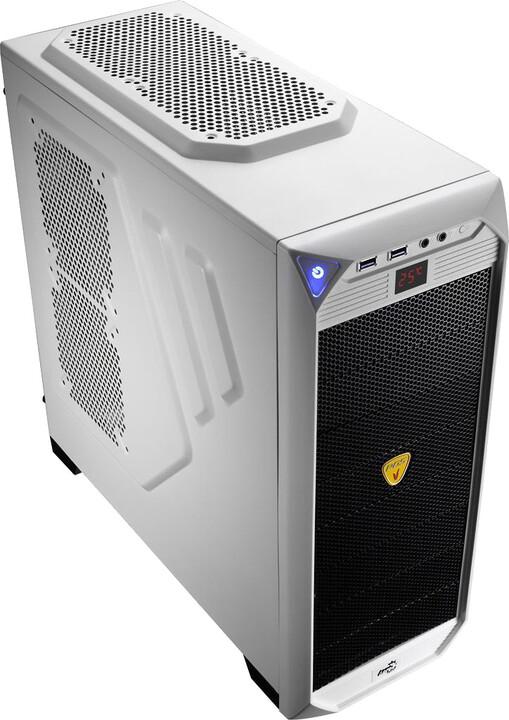 AeroCool PGS VS-92 White Edition, USB 3.0