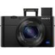 Sony Cybershot DSC-RX100M4, černá