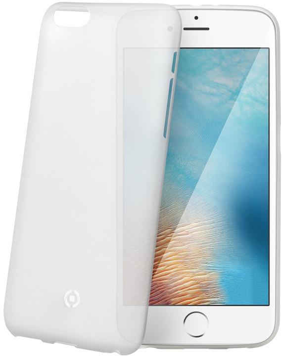 CELLY Frost pouzdro pro Apple iPhone 7, 0,29 mm, bílá