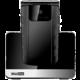 MAXCOM Comfort MM822 SS, černá + stolní nabíječka