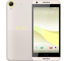 HTC Desire 650, lime light - HTCDESIRE650LIM + Zdarma CulCharge MicroUSB kabel - přívěsek (v ceně 249,-)