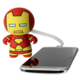 Lazerbuilt Marvel Kawaii 2600 mAh Iron Man powerbanka
