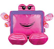Wise Pet ochranný a zábavný dětský obal - plyšová hračka na tablet - Flora - WSP-900005