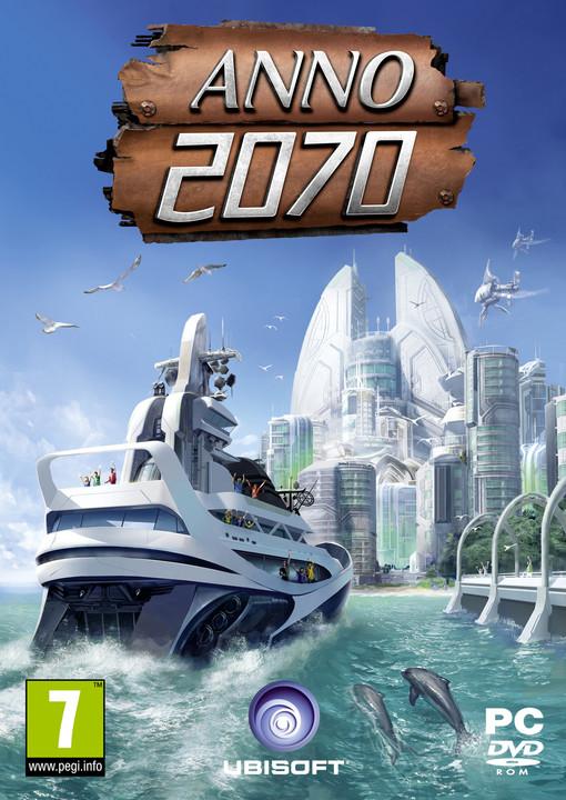 Anno 2070 - DLC1 + DLC2 + DLC3 - PC