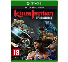 Killer Instinct: Definitive Edition (Xbox ONE)