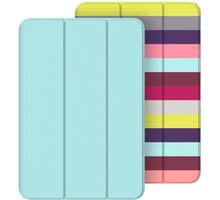 Belkin oboustranné pouzdro pro iPad mini - Modrá/Mutli colour - F7N309btC00