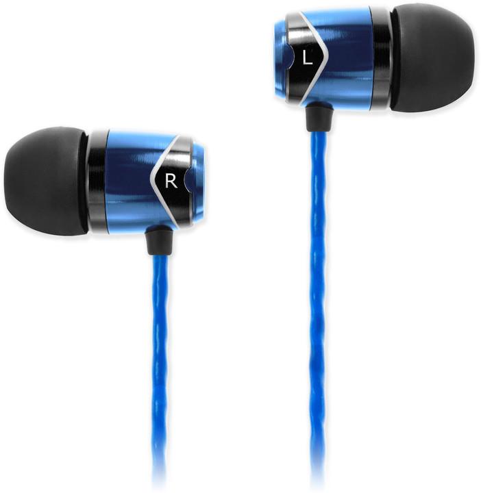 SoundMAGIC E10, modrá