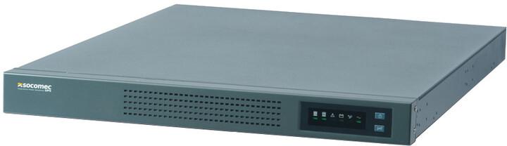 Socomec Netys PR 1000, 670W, rack 1U
