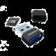 ADATA Micro SDHC 32GB Class 4 + USB čtečka, černá