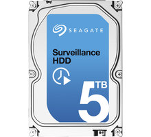 Seagate Surveillance - 5TB - ST5000VX0001