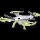 SYMA kvadrokoptéra X5HW 4, RTF, s kamerou, WiFi, RC set 2,4GHz, bílá