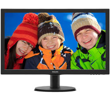 "Philips 243V5QHSBA - LED monitor 24"" - 243V5QHSBA/00"