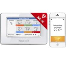 Honeywell Evohome Touch WiFi ATC928G3026, řídící jednotka bez napájení, bílá, CZ lokalizace