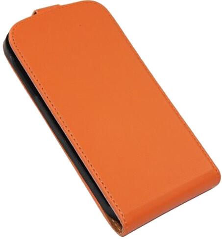 Patona pouzdro pro Samsung Galaxy S4 (I9505), oranžová hladká