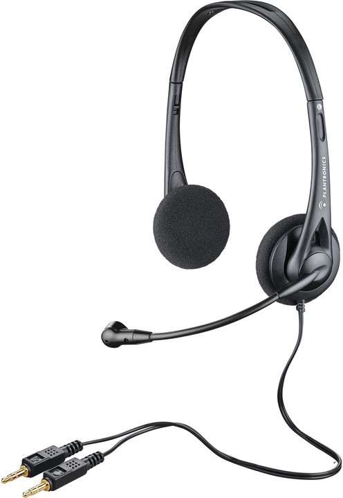 Plantronics .Audio 322, černá