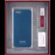 Madsen zadní kryt pro Apple iPhone 5/5s, modrá