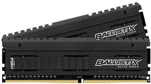Crucial Ballistix Elite 16GB (2x8GB) DDR4 3000