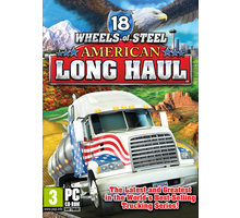 18 Wheels of Steel: American Long Haul - PC - PC - 8595228104002
