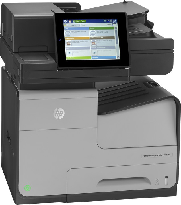 HP Officejet Enterprise Color X585dn