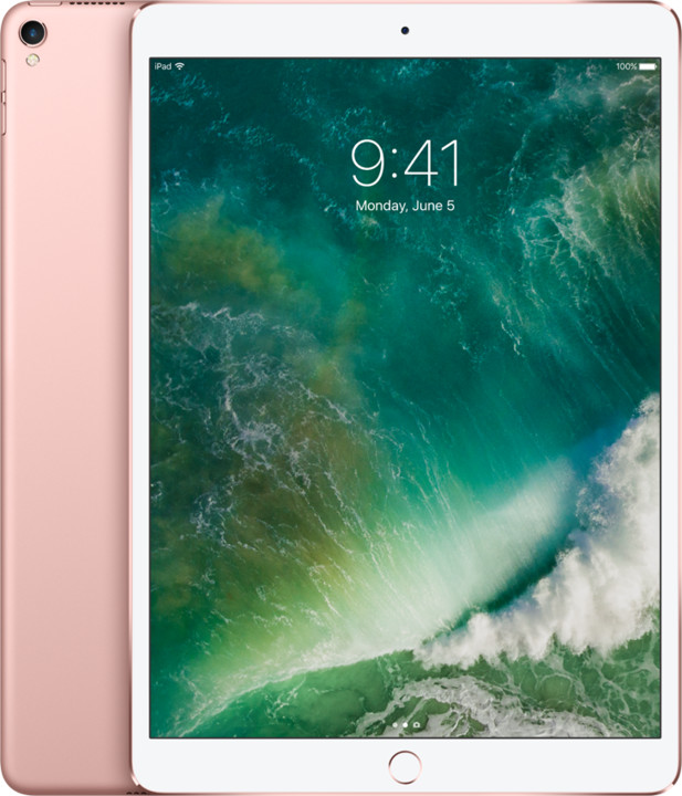 APPLE iPad Pro Wi-Fi, 10,5'', 64GB, růžová