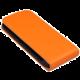 PATONA pouzdro pro Samsung Galaxy S4 mini (I9190), oranžová hladká