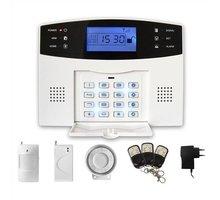 iGET SECURITY M2B - bezdrátový GSM alarm CZ, set