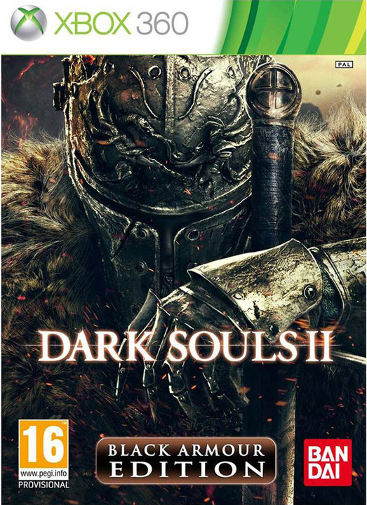 Dark Souls II - Limited Black Armored Edition