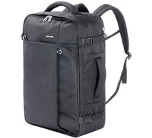 TUCANO Tugo cestovní batoh - kabinové zavazadlo 38 l, černá - TU-BKTUG-L-BK