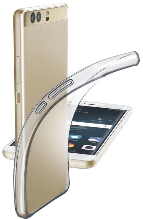 CellularLine Fine extratenký zadní kryt pro Huawei P10, bezbarvý