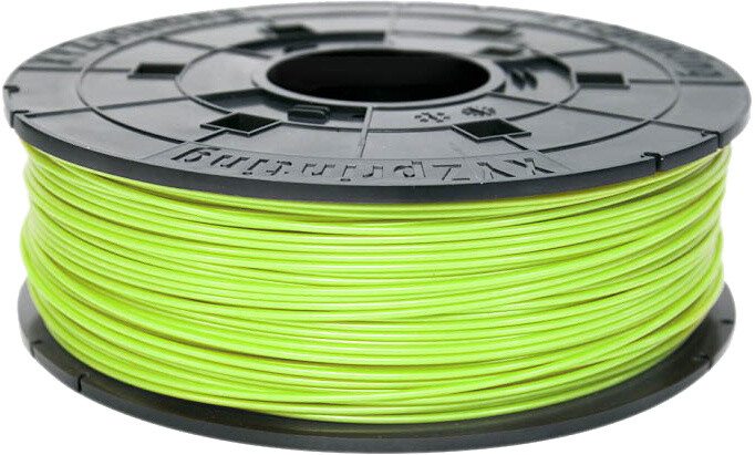 XYZprinting Filament PLA (NFC) Neon Green 600g (Junior)