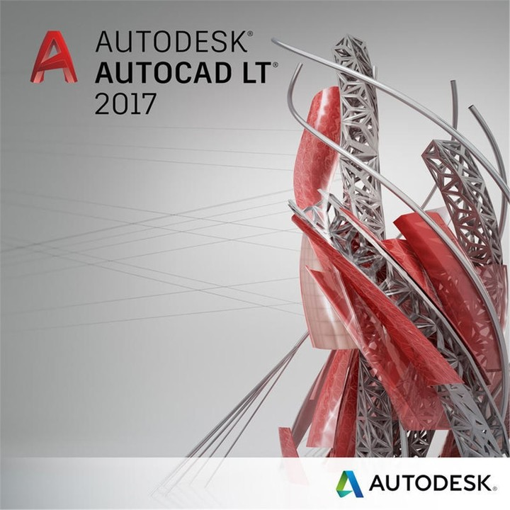 AutoCAD LT 2017 Commercial New na 2 roky