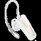 CellularLine headset Micro, BT v 3.0, bílá/zlatá